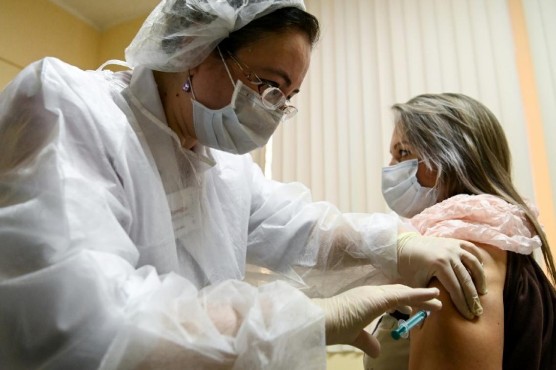 COVID-19   Les États-Unis enregistrent un nouveau record de contaminations