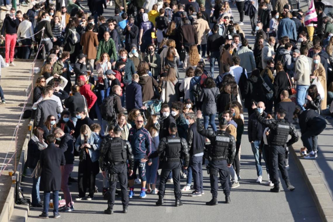 "Un confinement de Paris seul serait ""inefficace"", juge Belliard"