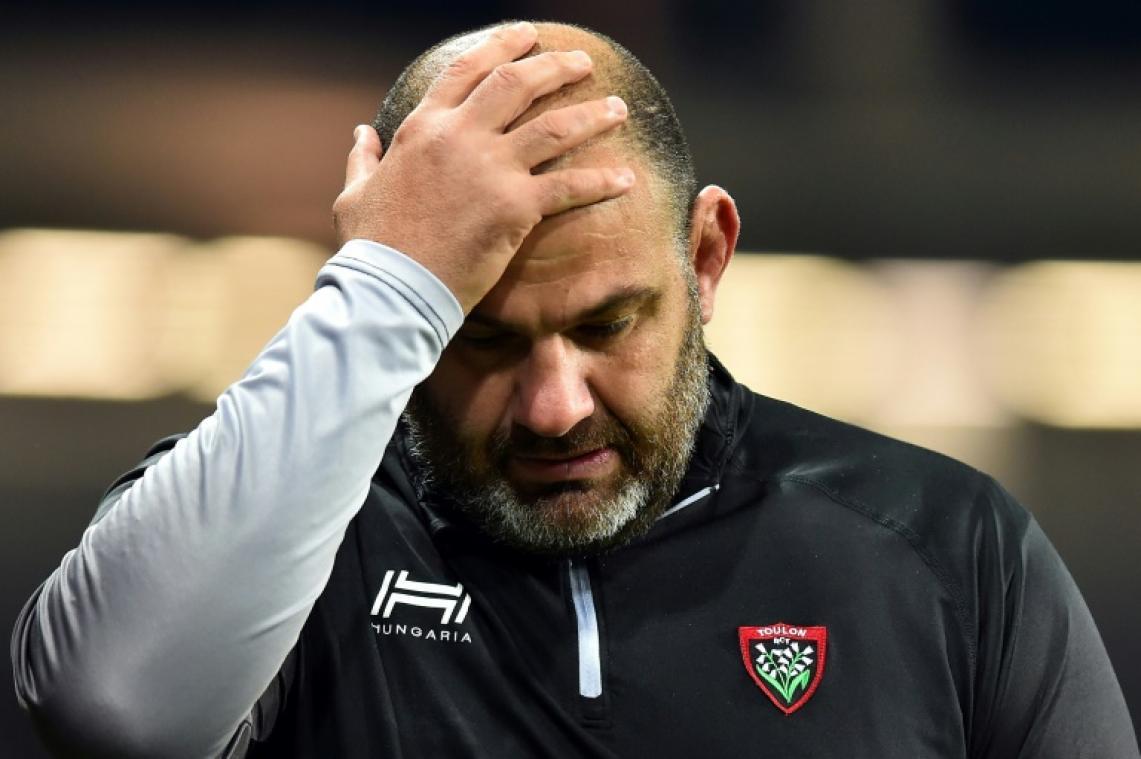 Coupe d'Europe de rugby: Toulon éliminé, la polémique enfle