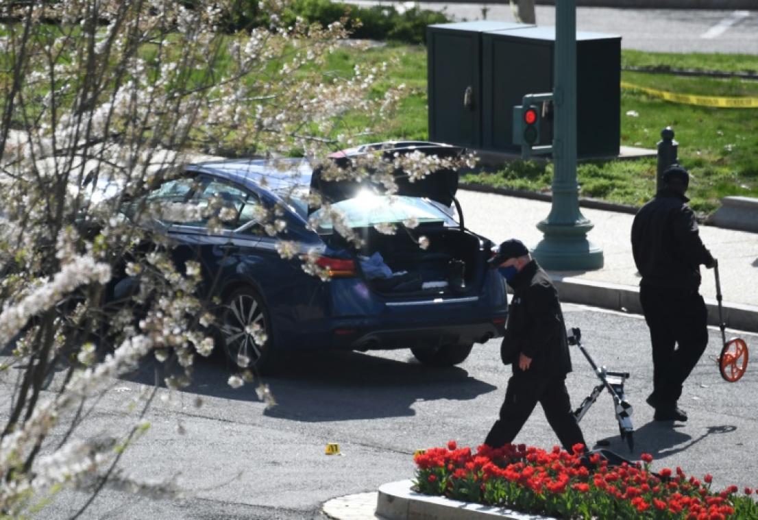 Un policier tué dans une nouvelle attaque contre le Capitole à Washington