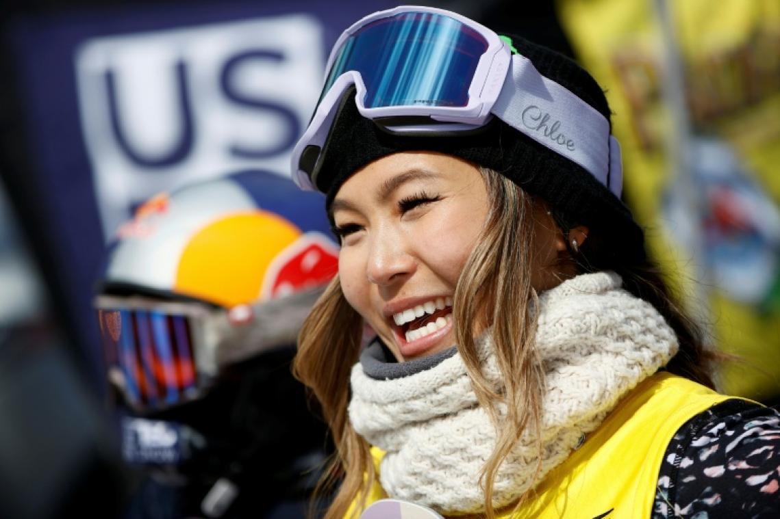 La championne olympique Chloé Kim bombardée d'insultes anti-asiatiques