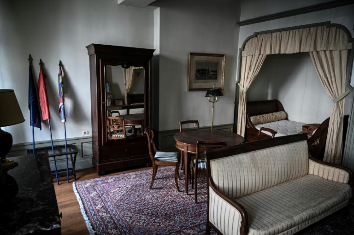 """A Autun, la """"Chambre Napoléon"""" a peur de s'endormir pour de bon"""