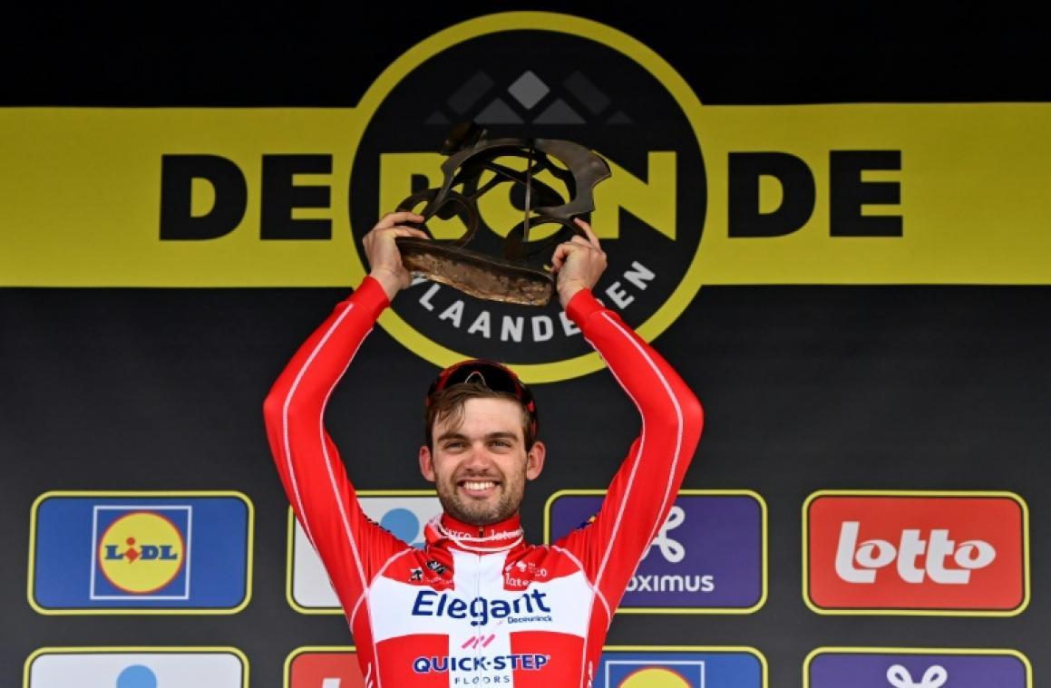 Tour des Flandres: Asgreen domine les favoris