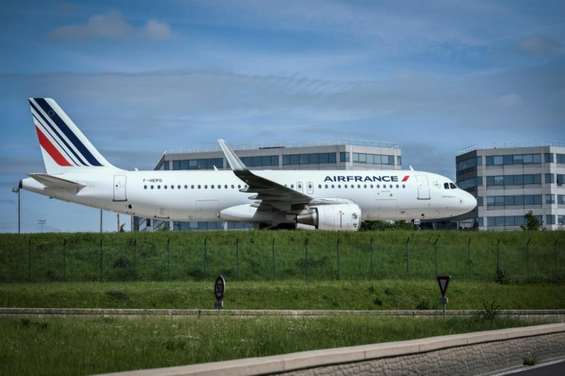Accord entre Paris et la Commission européenne pour secourir Air France