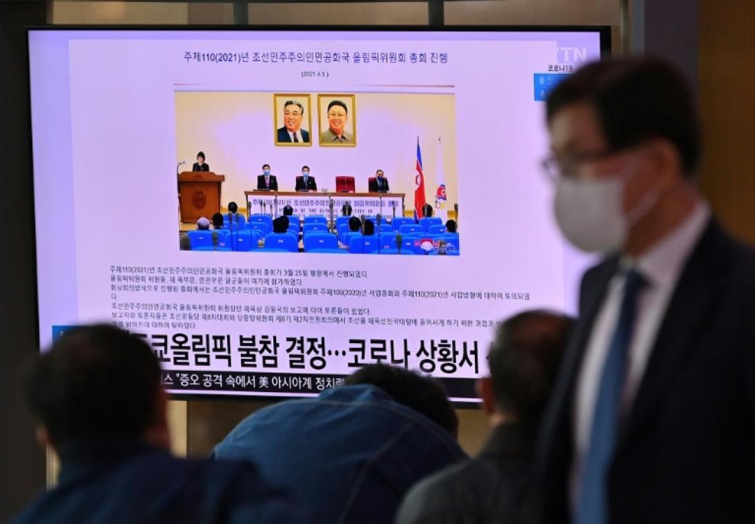 Virus: la Corée du Nord renonce aux JO, quelques allègements en Europe