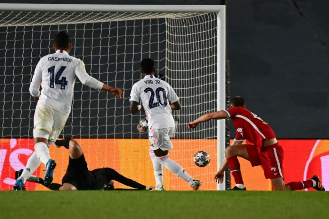 C1: Zidane et le Real domptent encore Liverpool, trois ans après 2018