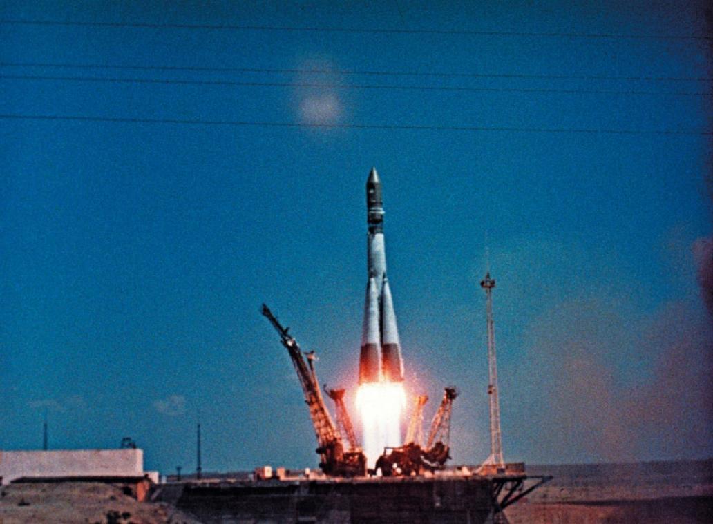 En Russie, la légende intacte de Iouri Gagarine