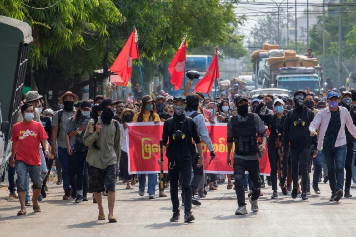Birmanie: des députés déchus compilent un dossier sur les violations des droits humains