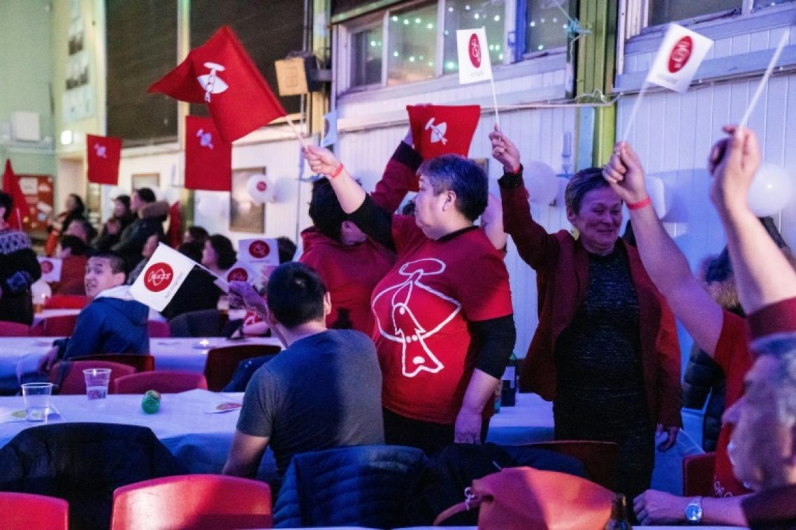 Le Groenland porte au pouvoir la gauche écologiste, opposée à un projet minier controversé