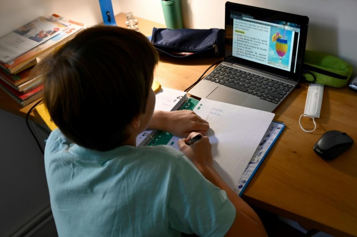 Ecole à la maison: enquête ouverte après les attaques informatiques contre le Cned