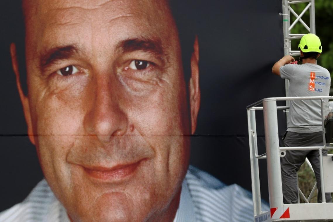 On connaît les détails de son enterrement — Jacques Chirac