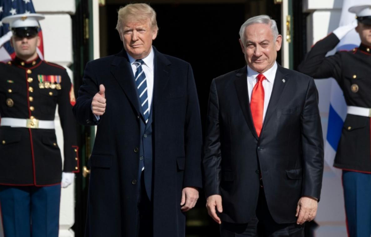 Selon un diplomate palestinien, le plan Trump-Kushner autorise l'apartheid