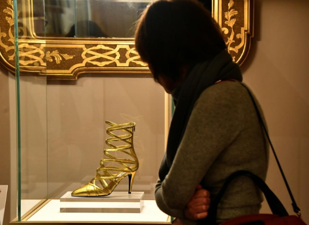 Pour la chaussure aussi, tous les chemins mènent à Rome