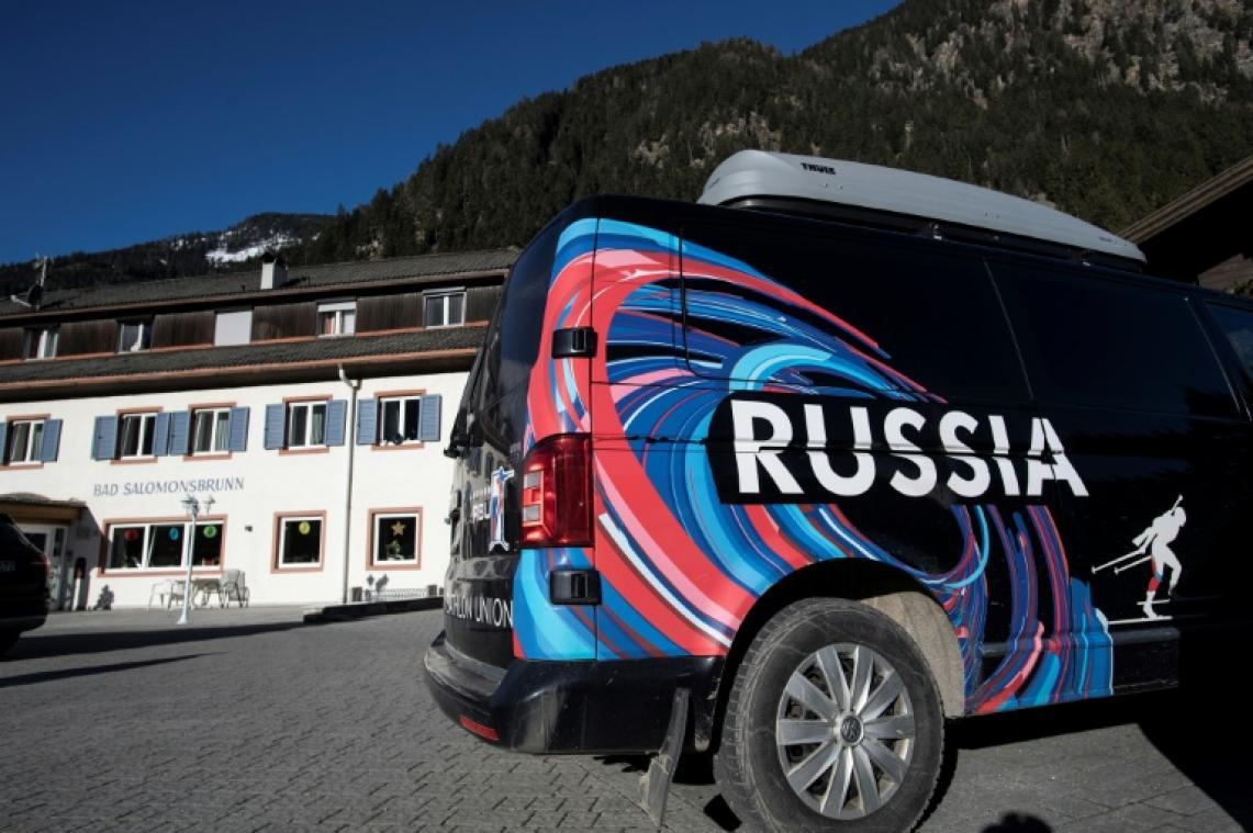 Opération antidopage contre deux Russes aux Mondiaux — Biathlon