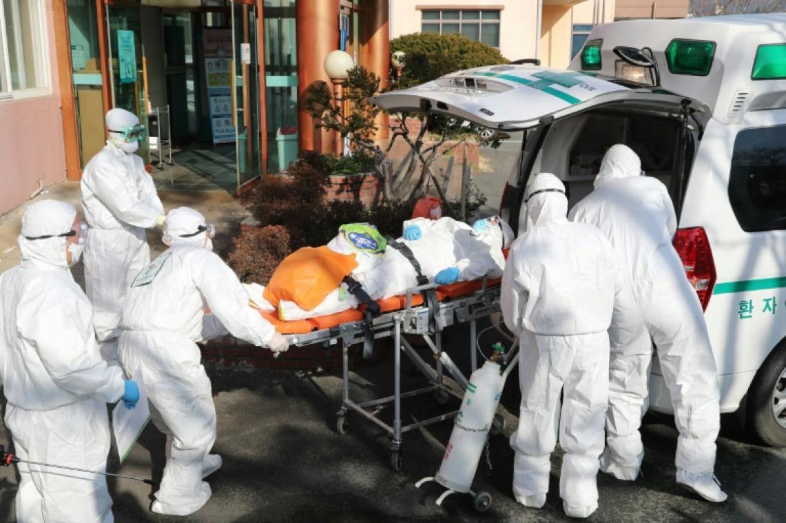 Coronavirus en Corée du Sud, forte diminution des cas en peu de temps. Quel est le secret?