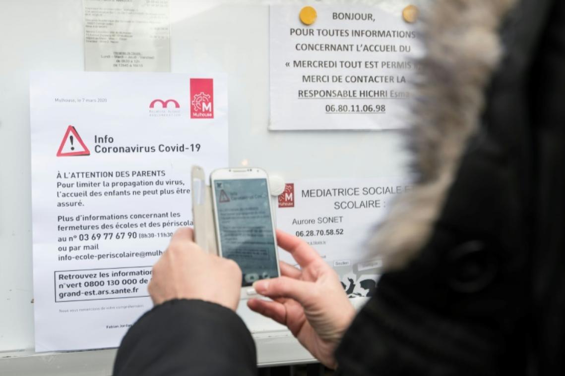 Un quatrième décès lié au coronavirus confirmé — France