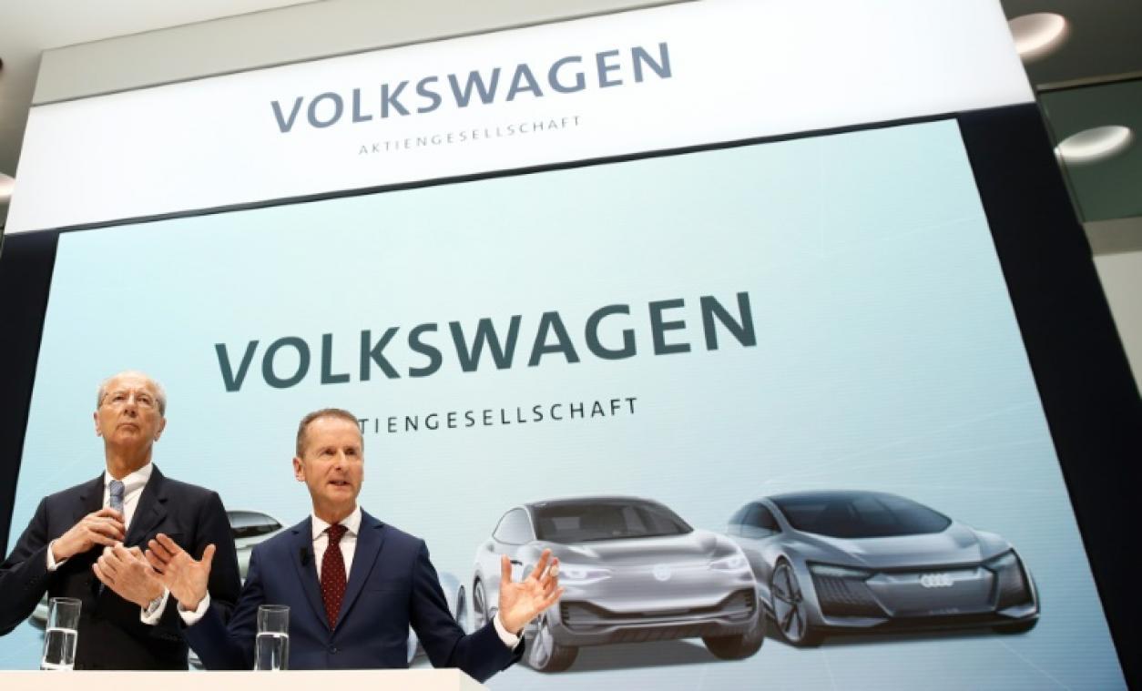 """Allemagne: la plus haute juridiction tranche sur le """"dieselgate"""""""