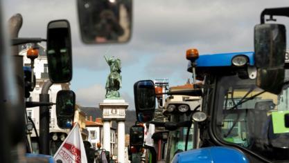 Contre la future PAC, opérations escargots et blocages par des tracteurs en Ile-de-France vendredi