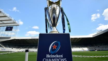 Rugby: la Coupe d'Europe de retour et dans le vif du sujet