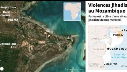 Attaque au Mozambique : le site gazier de Total à l'arrêt complet