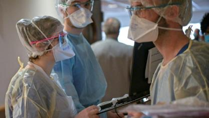 Virus: Pâques sous pression, plus de 100 millions de vaccinations aux Etats-Unis
