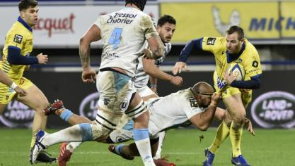 Coupe d'Europe de rugby: Toulouse, Clermont et Lyon, voyages au long quart