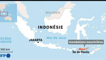 Inondations en Indonésie et au Timor oriental: plus de 75 morts, des dizaines de disparus