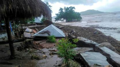 Les inondations en Indonésie et au Timor oriental font plus de 110 morts, des dizaines de disparus