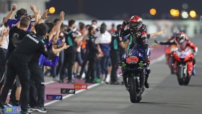 MotoGP: Zarco-Quartararo, deux chemins vers le même objectif