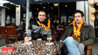 Allemagne : en Sarre, la liberté retrouvée d'une bière en terrasse