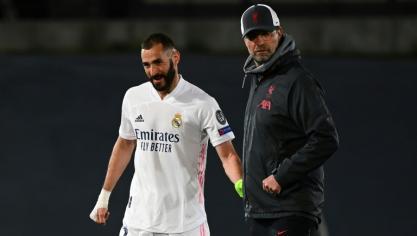 C1: Zidane et le Real domptent encore Liverpool, trois ans après leur finale