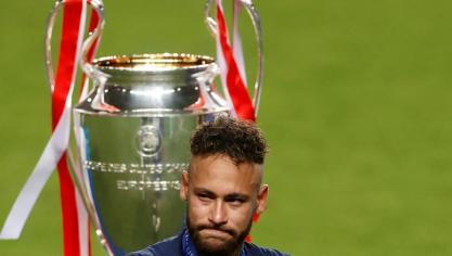C1: Paris espère revoir la magie Neymar