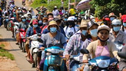 Birmanie : des députés déchus compilent un dossier sur les violations des droits humains