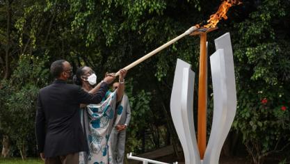 Génocide au Rwanda: Kagame salue le rapport français, Paris ouvre ses archives