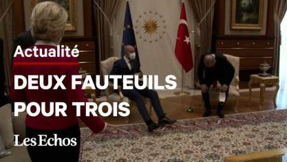 Affaire du Sofagate : la Turquie impute la responsabilité à l'UE, rejette des accusations « injustes »