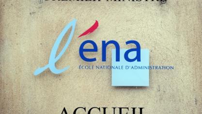 """Macron remplace l'ENA par un """"Institut du service public"""""""
