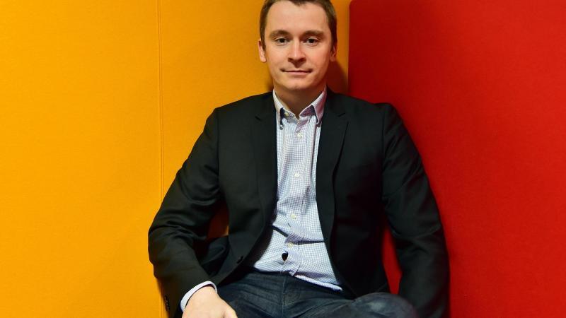 Julien Pattin, délegué régional Hauts-de-France d'ENGIE, figure en 45e position du classement