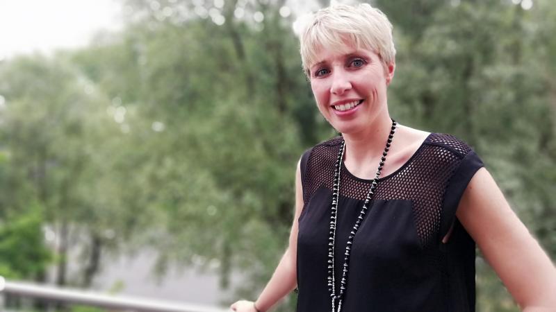 Caroline Poissonnier, directrice générale de Baudelet environnement, est en deuxième position du classement Choiseul Hauts-de-France 2019.