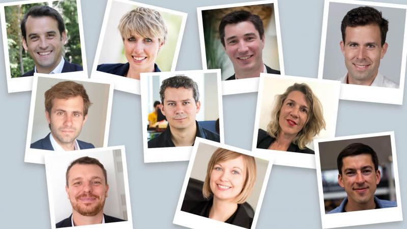 Les dix jeunes talents les plus prometteurs des Hauts-de-France.