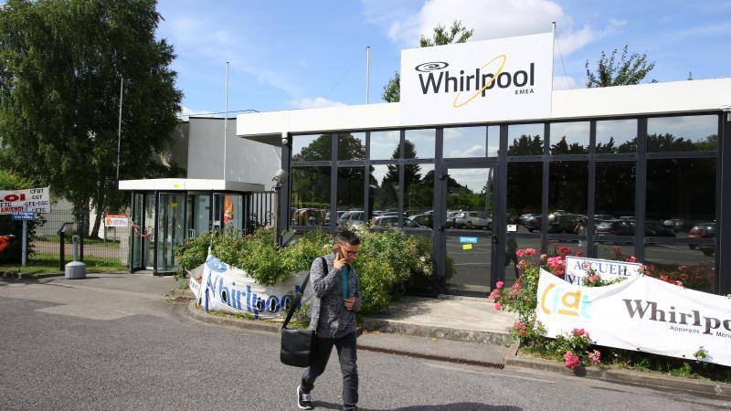 En fermant son usine amiénoise fin mai 2018, Whirlpool a ensuite bénéficié de plus de 374 000 euros d'exonération fiscale.