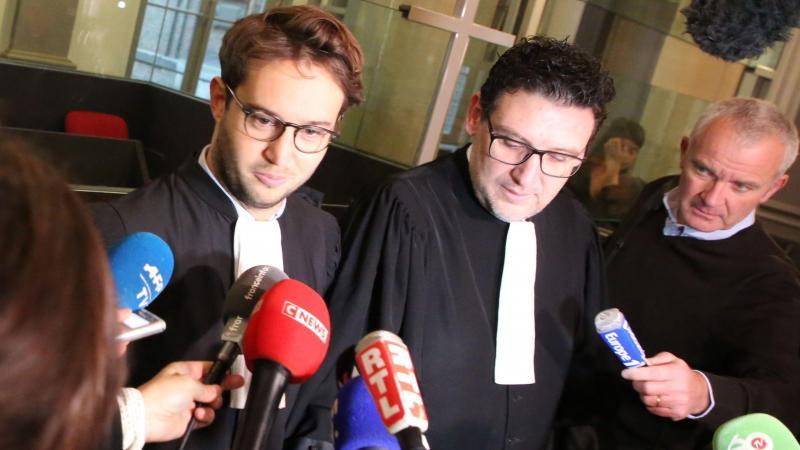 La défense de Willy Bardon a fait appel du verdict hier(photo FRED DOUCHET).