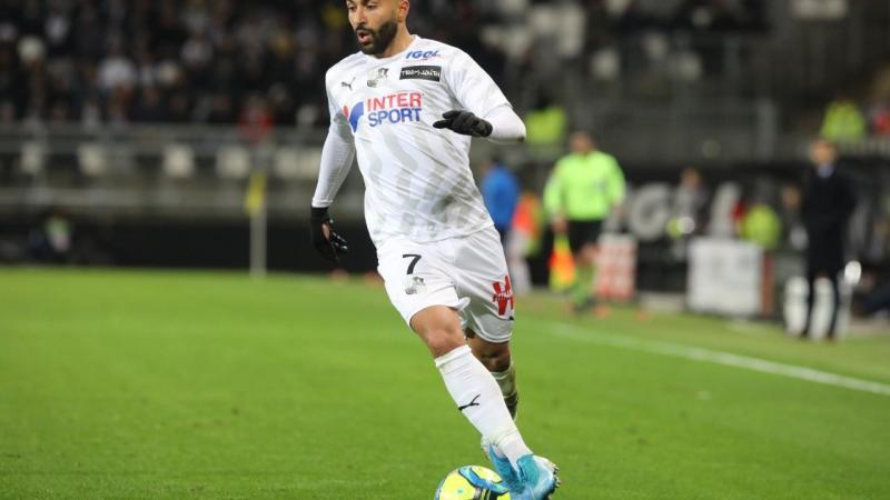 L'international iranien Saman Ghoddos va rester à l'Amiens SC, tout comme Alexis Blin.