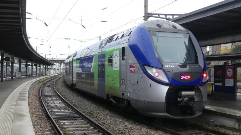 Les Regio 2N XL sont déjà visibes en Picardie. A partir de 2023 elles seront de rigueur pour la desserte de Paris-Nord au départ d'Amiens et de Saint-Quentin. Beauvais profitera de rames identiques en version courte.
