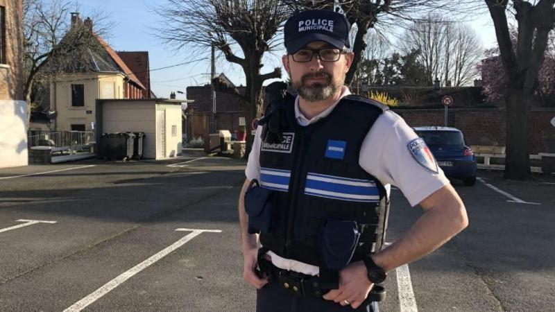 Guillaume Boulet est arrivé en poste à Roye le 6 mars 2020, soit 10 jours avant le premier confinement.