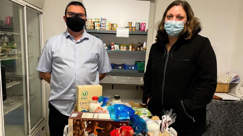 Pierre et Vanessa Lardans espèrent, à terme, pouvoir aider près de 60 foyers.