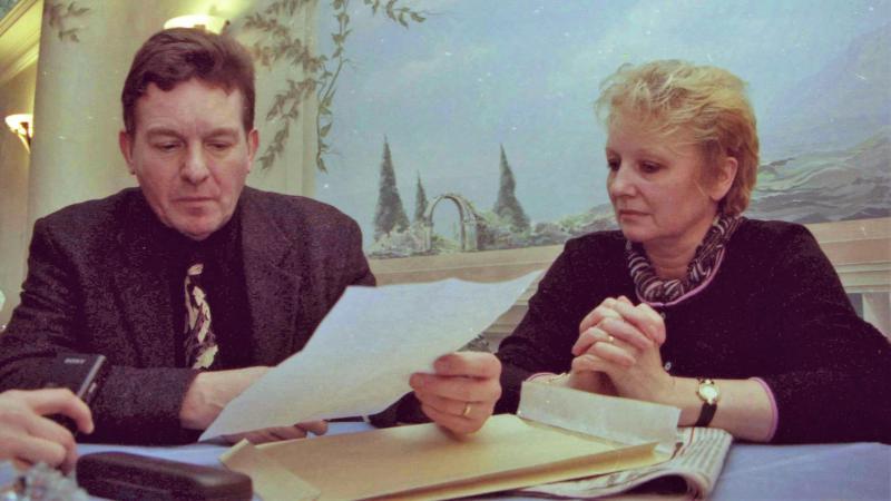 Les dommages subis par Rose-Marie (ici avec son mari Jacky), la maman d'Élodie, morte en 2011, ont également été pris en compte par les juges.