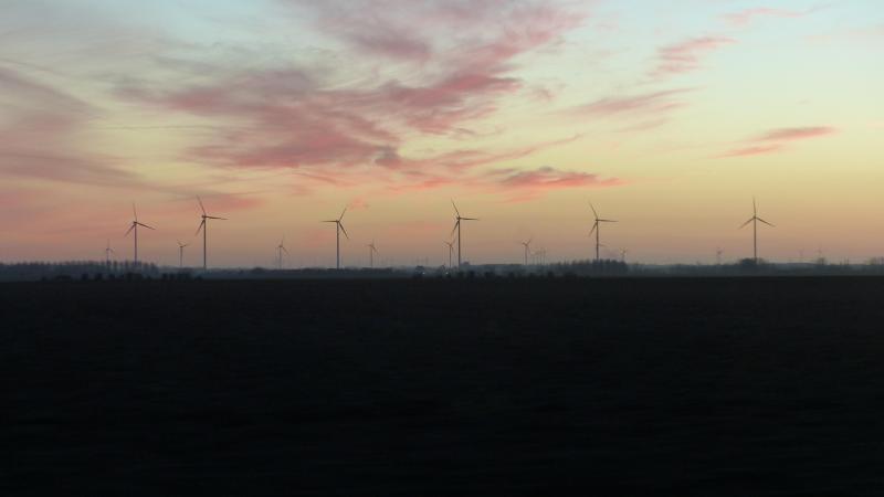 Le parc éolien de Rethonvillers comprendra cinq éoliennes.