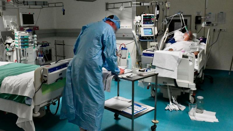 Lundi 8 mars, les établissements de Picardie ont passé la barre des 1.000 patients pris en charge. (Photo d'illustration: PN/SP)
