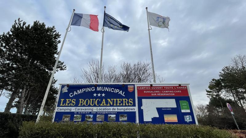 Le camping municipal a vu le jour en 1989.