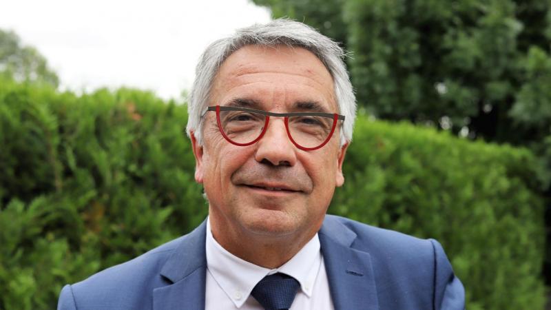 Laurent Somon. (Photo d'archives Dominique TOUCHART)